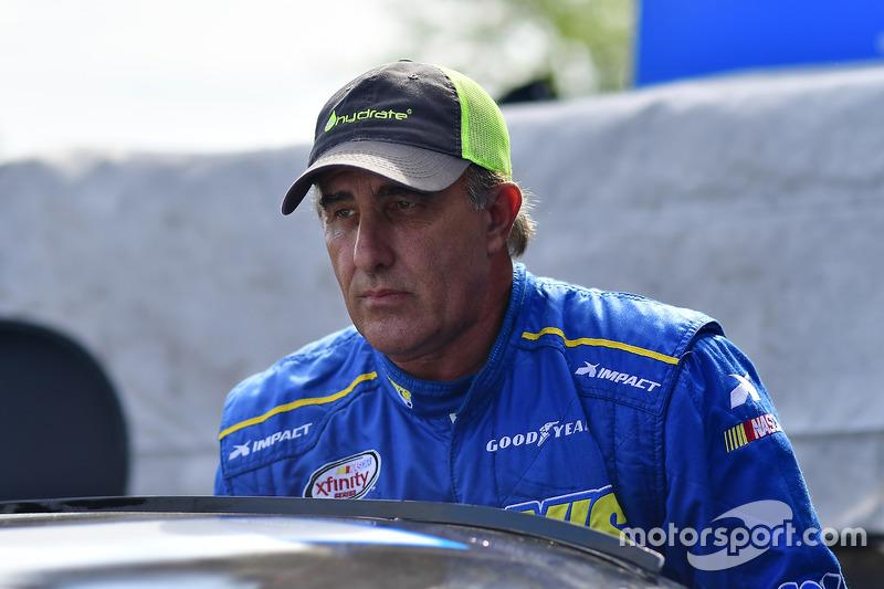 NASCAR Cup. Самый возрастной: Деррик Коуп, Premium Motorsports (58 лет)