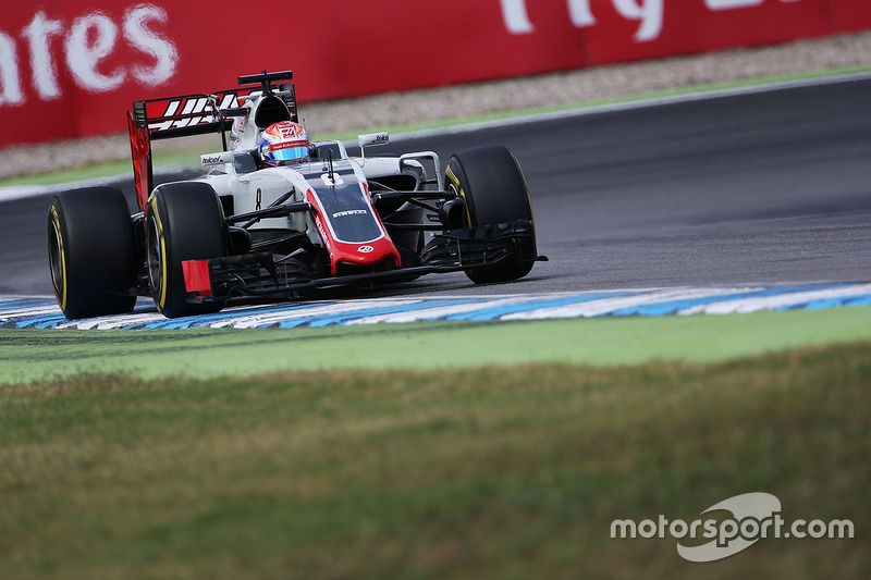 20. Romain Grosjean, Haas F1 Team VF-16