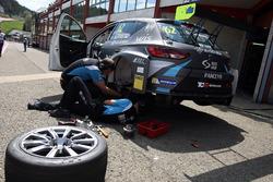 Душан Борковіч, B3 Racing Team Hungary, SEAT León TCR