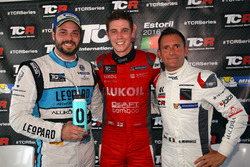Stefano Comini, Leopard Racing, Volkswagen Golf GTI TCR; 54 ; Gianni Morbidelli, West Coast Racing
