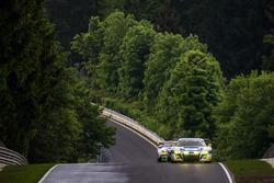 #5 Phoenix Racing, Audi R 8 LMS: Frank Stippler, Anders Fjordbach, Edoardo Mortara, Nikolaus Mayr-Melnhof