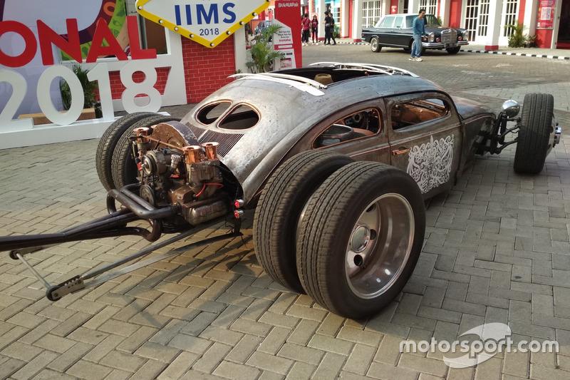 VW Beetle, Modifikasi Wasteland
