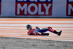 Crash, Scott Redding, Pramac Racing