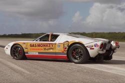Ford GT Speed run