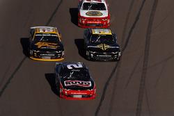 Austin Dillon, Richard Childress Racing Chevrolet, Brendan Gaughan, Richard Childress Racing Chevrolet, Brandon Jones, Richard Childress Racing Chevrolet
