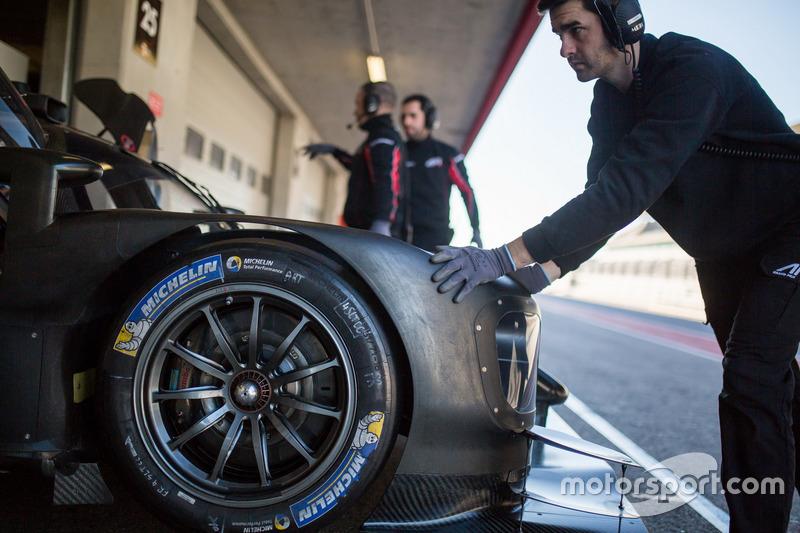 Автомобиль Dallara BR1 LMP1, SMP Racing