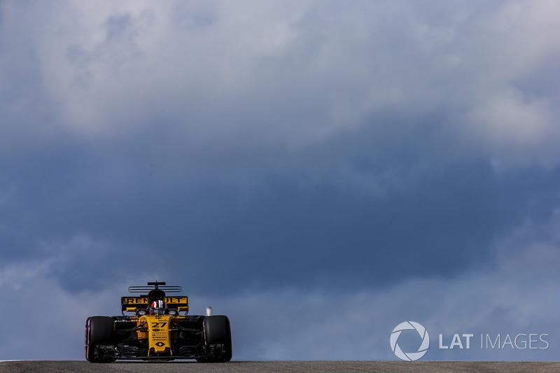 19 місце — Ніко Хюлькенберг, Renault. Умовний бал — 4,193