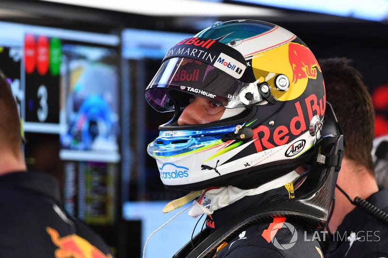 Verliezer 2: Daniel Ricciardo