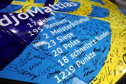 Підписи для Маттіаса Екстрьома, Audi Sport Team Abt Sportsline
