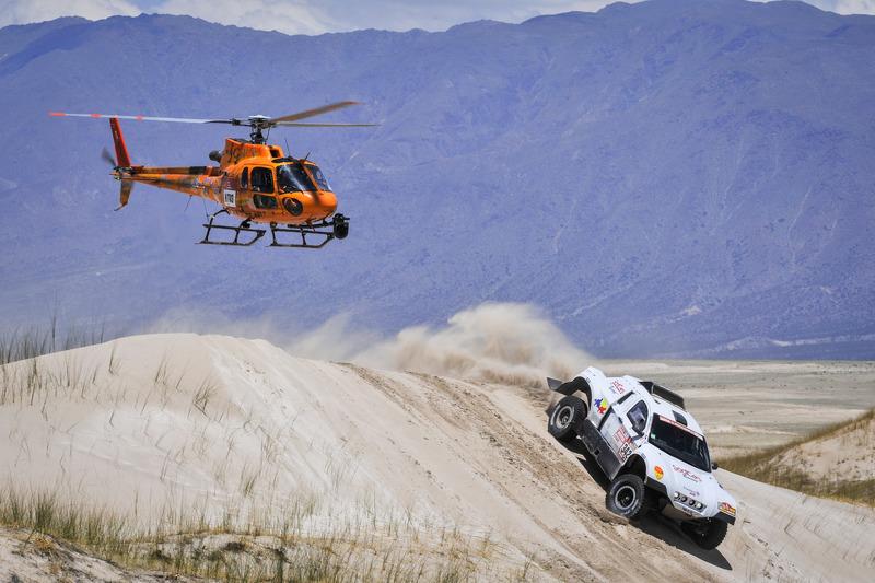 Майоль Барбе и Филипп Бутрон, Sodicars Racing