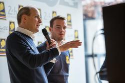 Frits van Eerd, Giedo van der Garde, Racing Team Nederland