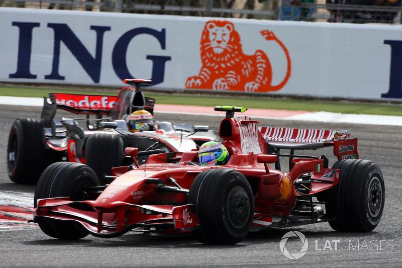 2008: Felipe Massa, Ferrari F2008