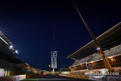 Umbau: Le Mans
