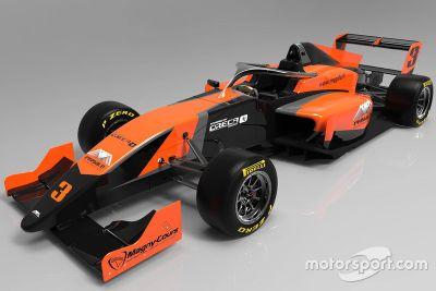 Formel-3-Auto von Oreca
