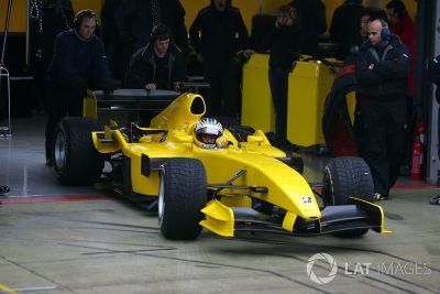 Silverstone, pruebas de febrero