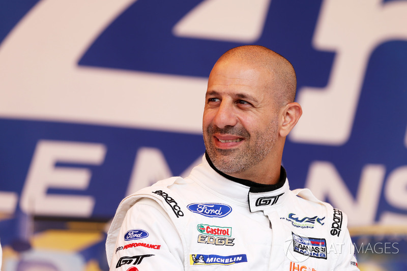 Tony Kanaan, Ford GT Chip Ganassi Racing