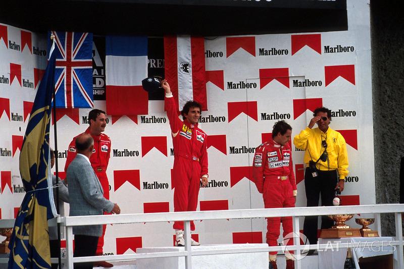 GP de México 1990