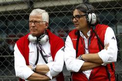 Arno Zensen, Rosberg-Teammanager