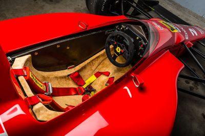 Ferrari 640 F1 açık arttırması