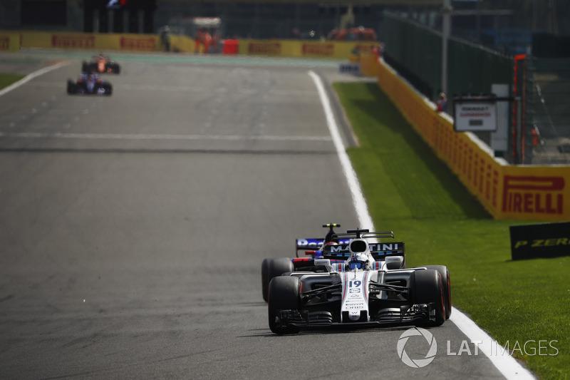 Felipe Massa foi o oitavo colocado.
