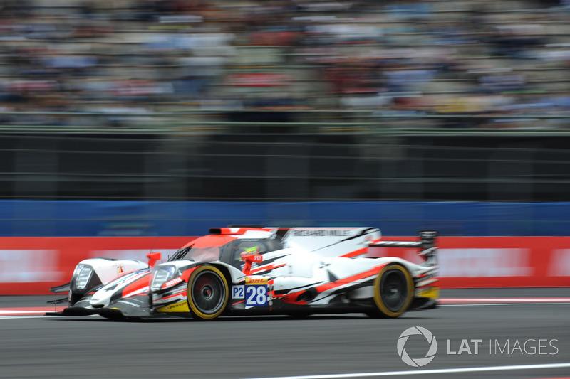 6. LMP2: #28 TDS Racing, Oreca 07 Gibson