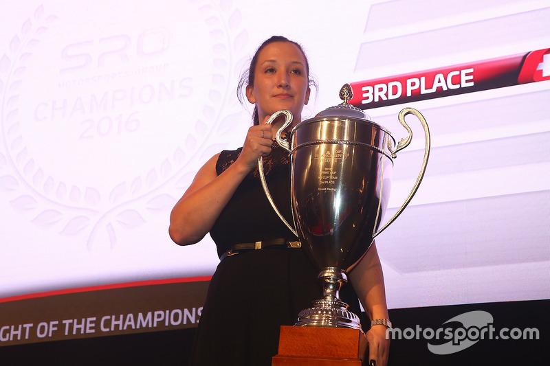 2016 Copa Sprint AM equipos, Rinaldi Racing, segundo lugar