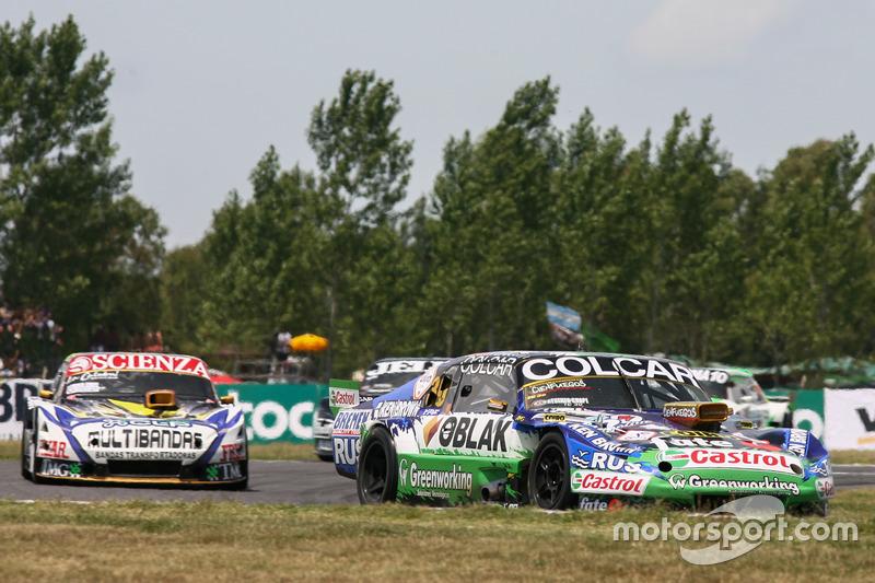 Gaston Mazzacane, Coiro Dole Racing Chevrolet, Norberto Fontana, Laboritto Jrs Torino