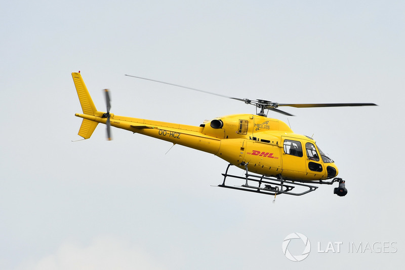 Elicottero Monoposto : Elicottero a gp del belgio formula foto