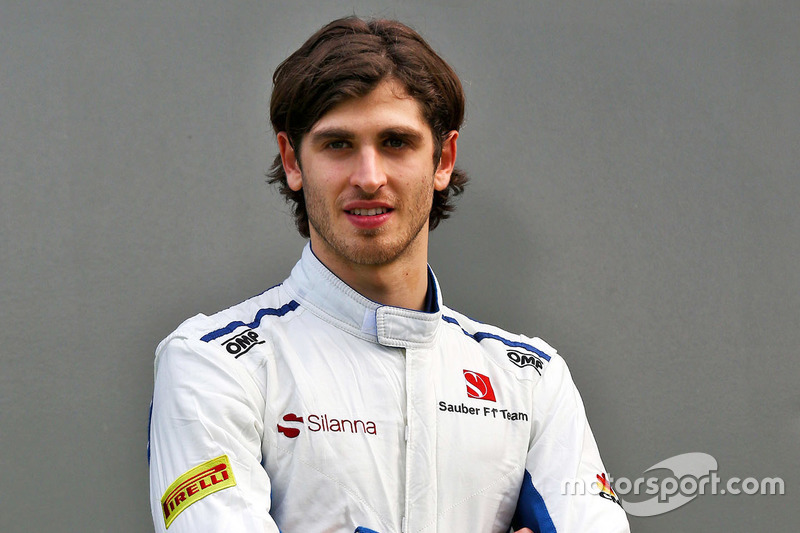 2017 - Antonio Giovinazzi, Sauber