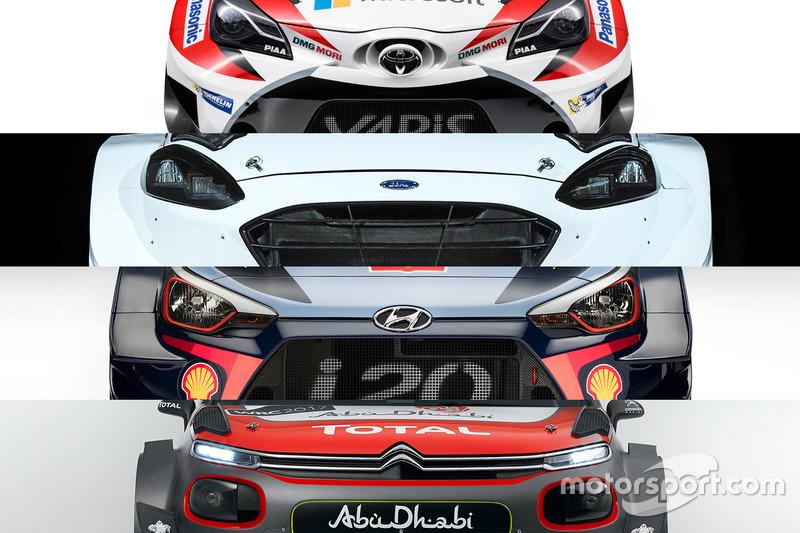 Los WRC 2017