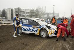 Alessandro Bettega, Ford Fiesta WRC