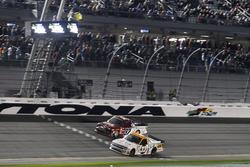 Sieg für Kaz Grala, GMS Racing, Chevrolet, vor Austin Wayne Self, Toyota