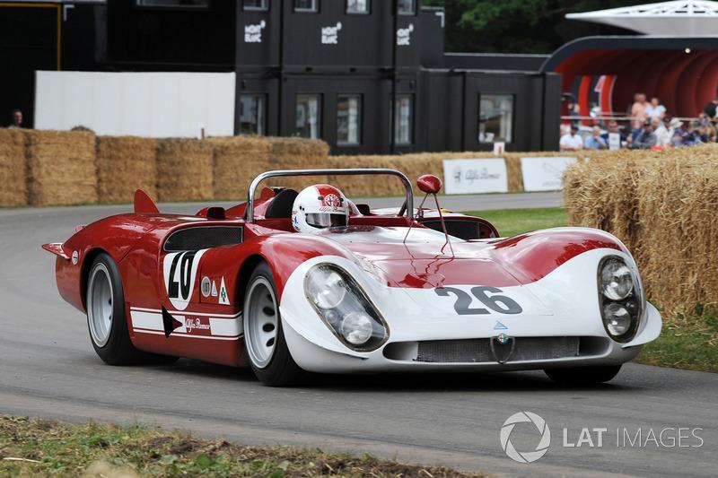 Alfa Romeo 3/2 Le Mans
