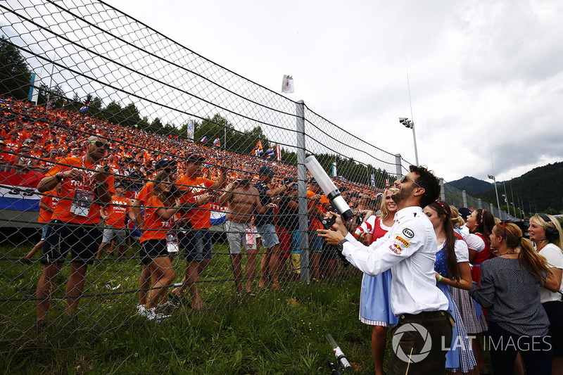 Даніель Ріккардо, Red Bull Racing,