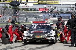 Піт-стоп, Рене Раст Audi Sport Team Rosberg, Audi RS 5 DTM