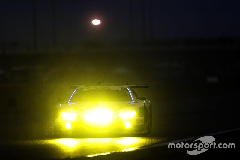 #29 Montaplast by Land-Motorsport Audi R8 LMS GT3: Connor de Phillippi, Christopher Mies, Jules Goun