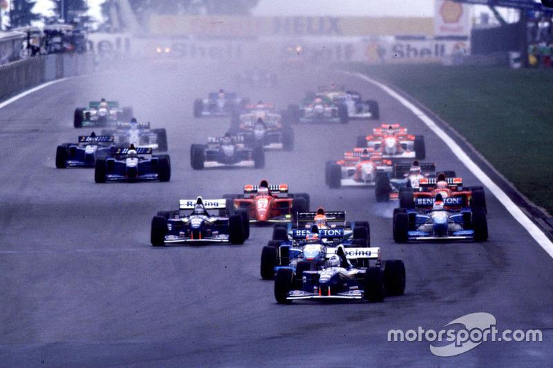 David Coulthard, Williams lidera