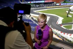 Terri Leigh, TV-Presenter