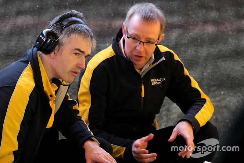 Nick Chester, Technikchef von Renault