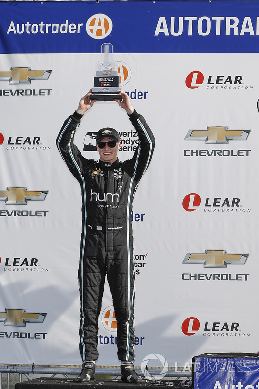 2. Josef Newgarden, Team Penske, Chevrolet