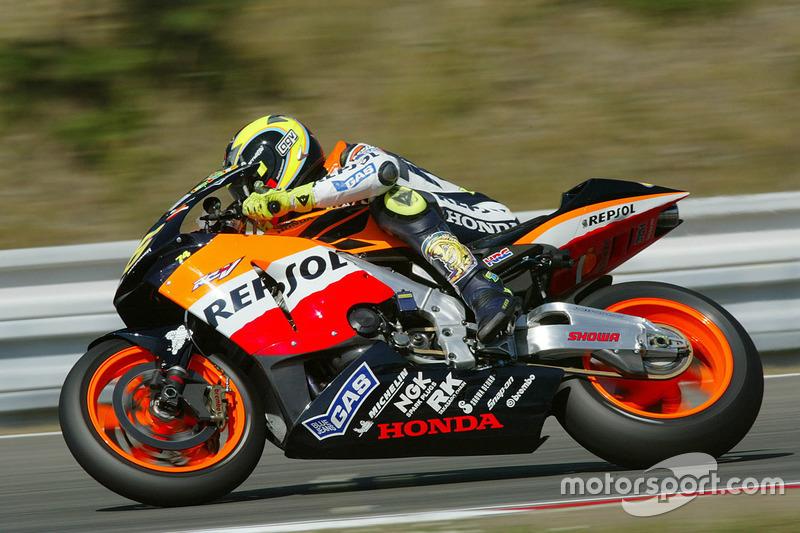 MotoGP Rep. Ceko 2003