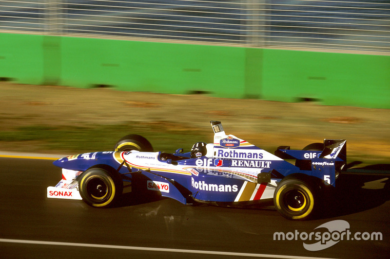 1996 - Damon Hill, Williams