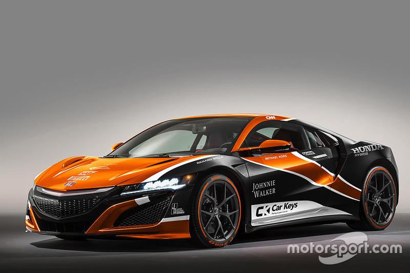 Honda NSX / McLaren