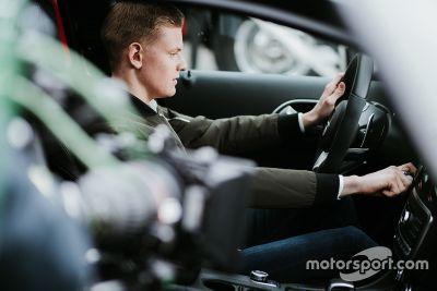 Mick Schumacher als Mercedes-Botschafter