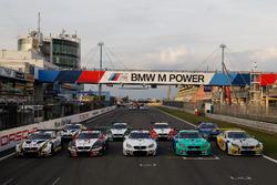 BMW M6 GT3, BMW Team Schnitzer, Schubert Motorsport, ROWE Racing, Walkenhorst Motorsport, Falken Motorsports