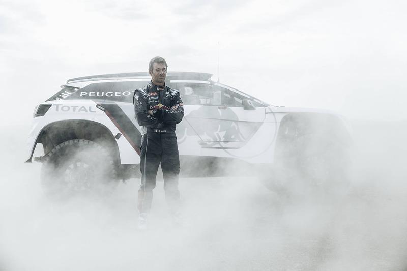 АВТО - №309 Себастьян Льоб (Peugeot, Франція)