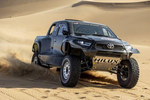 Toyota Hilux unveil
