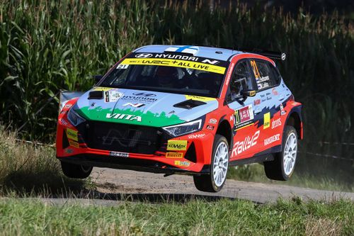 Rally del Belgio