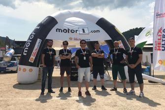 Motorsport.com Türkiye ekibi