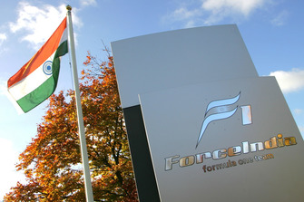 Stabilimento Force India